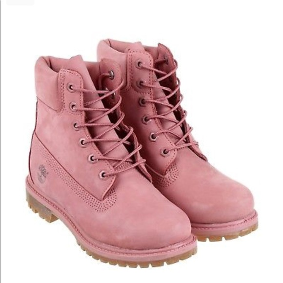 TIMBERLANDS 💕 Special Edition Pastel Pink Boots.  M 5a8d33879cc7ef4ecafb1420. Other Shoes you may like. Timberland Boots 9664c268e5